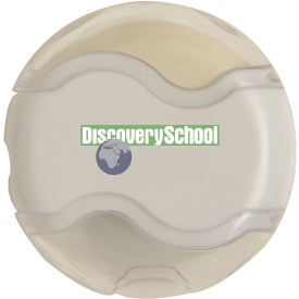 Branded Achiever Pencil Sharpener and Eraser