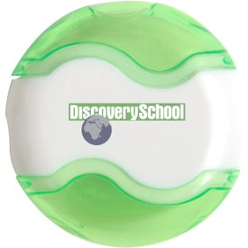 Monogrammed Achiever Pencil Sharpener and Eraser