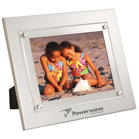 "Acrylic Window Picture Frame (5"" x 7"")"