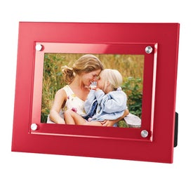 Acrylic Window Picture Frame with Your Slogan