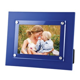 "Acrylic Window Picture Frame (4"" x 6"")"