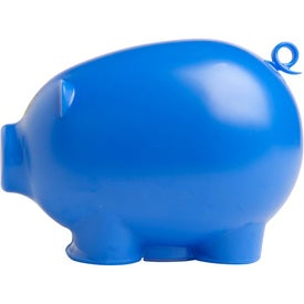 Customized Action Piggy Bank