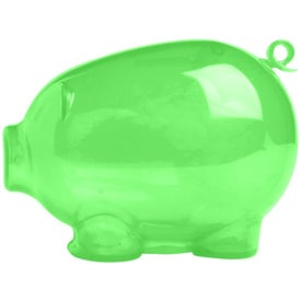 Advertising Action Piggy Bank