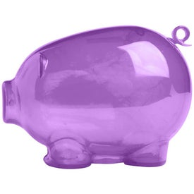 Action Piggy Bank for Customization