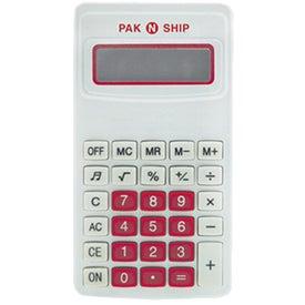 Customized Add-It-Up Calculator