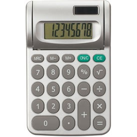 Adjustable Solar Calculator for Advertising