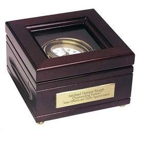 Customized Admiral's Clock