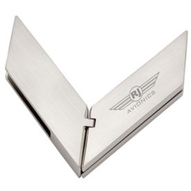 Aero Design Business Card Holder for Marketing