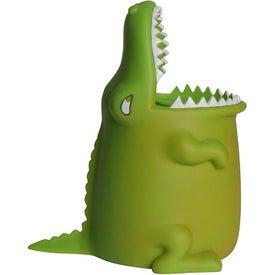 Alligator Pen Holder