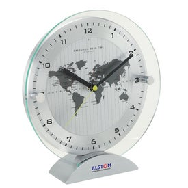 All'ora World Time Desk Clock
