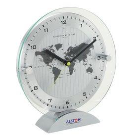 All'ora World Time Desk Clock