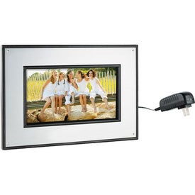 Aluminum Digital Photo Frame