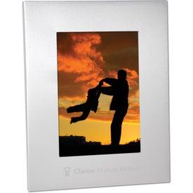 """Aluminum Picture Frame (4"""" x 6"""")"""