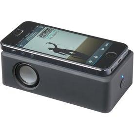 Branded Amplifying Speaker