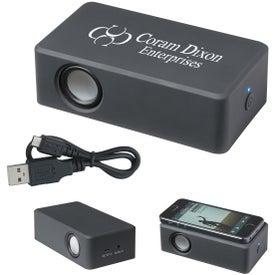 Amplifying Speaker