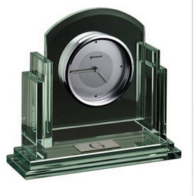 Imprinted Aqaba Clock