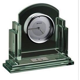 Imprinted Aqaba Clock