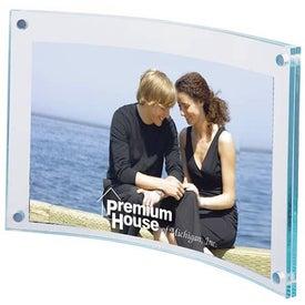 """Arc Acrylic Frame (6"""" x 4"""")"""