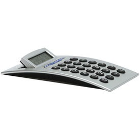 Advertising Arch Shaped Desktop Calculator