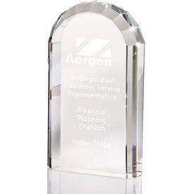 Arco III Arch Award (Large)