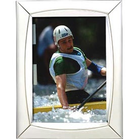 Aurora Photo Frame Imprinted with Your Logo