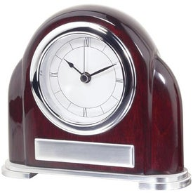 Personalized Award Clock/Frame