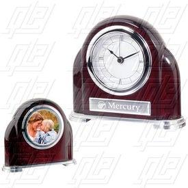 Award Clock/Frame