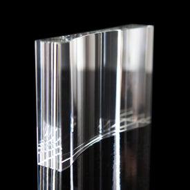 Advertising Bacia Concave Cut Block Award