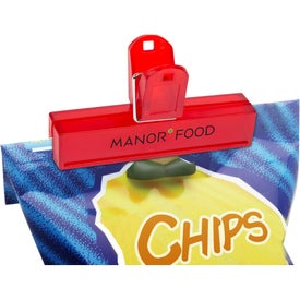 Bag Clip Printed with Your Logo
