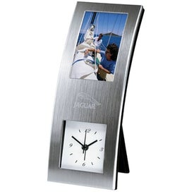 Balaye Photo Frame and Clock