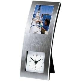 Balaye Photo Frame and Clock