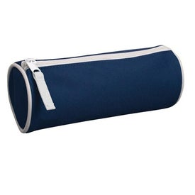 Barrel Vanity Case Imprinted with Your Logo