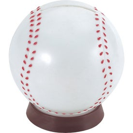Baseball Bank Branded with Your Logo