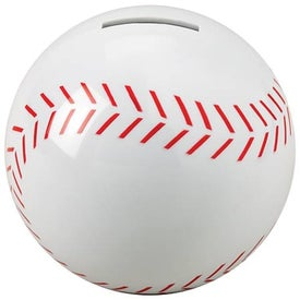 Custom Baseball Bank for Promotion