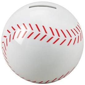 Custom Baseball Bank for Promotion