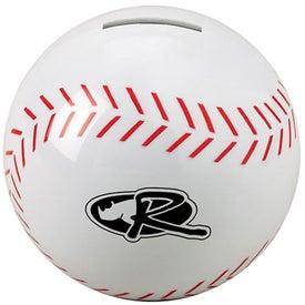 Custom Baseball Bank