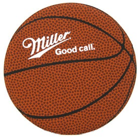 Basketball Coaster for Marketing