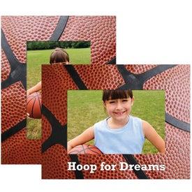 Basketball Paper Easel Frames