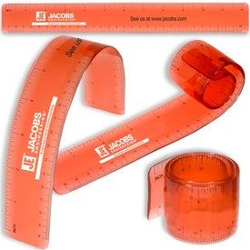 Logo Bend and Measure Ruler