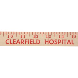 Best Selling Natural Yardsticks Printed with Your Logo