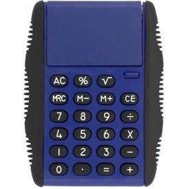 Monogrammed Flip Cover Calculators