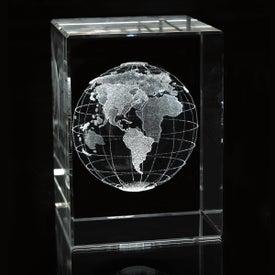 Block - Globe Award (Medium)