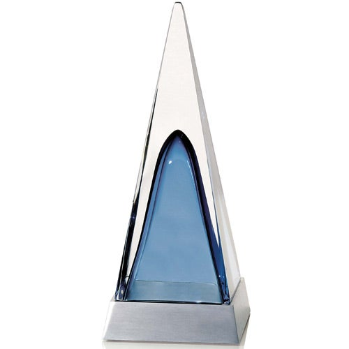 Blue Pyramid Logo Logo Blue Pyramid Award