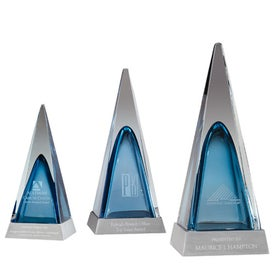 Blue Pyramid Award (Large)