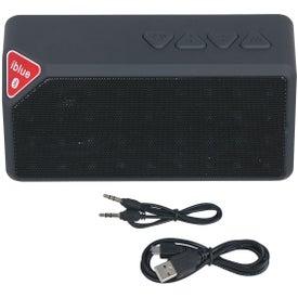 Customized Bluetooth Brick Speaker