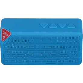 Bluetooth Brick Speaker Imprinted with Your Logo