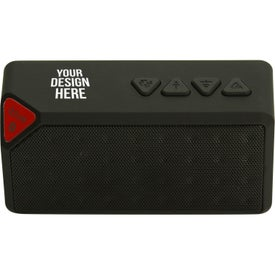 Bluetooth Brick Speaker (500 mAh)