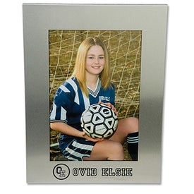 "Bold Border Photo Frame (6.875"" x 9"")"