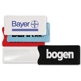 Bookmark Sheet Magnifier with Case