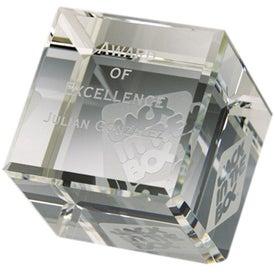 Borda I Edge Block Award (Small)